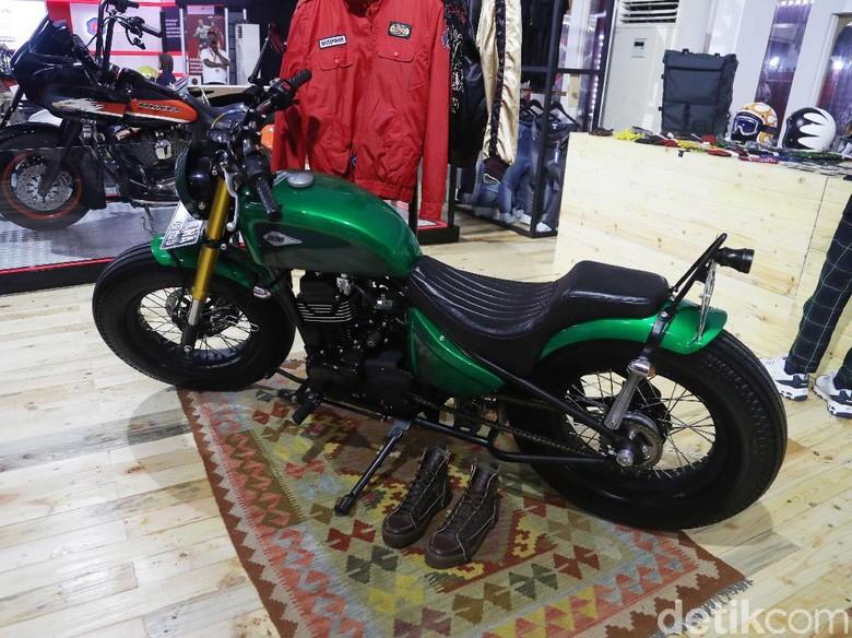Spek dan Harga Kawasaki W175, Motor yang Pernah Dipakai Jokowi Blusukan/Foto: Pradita Utama