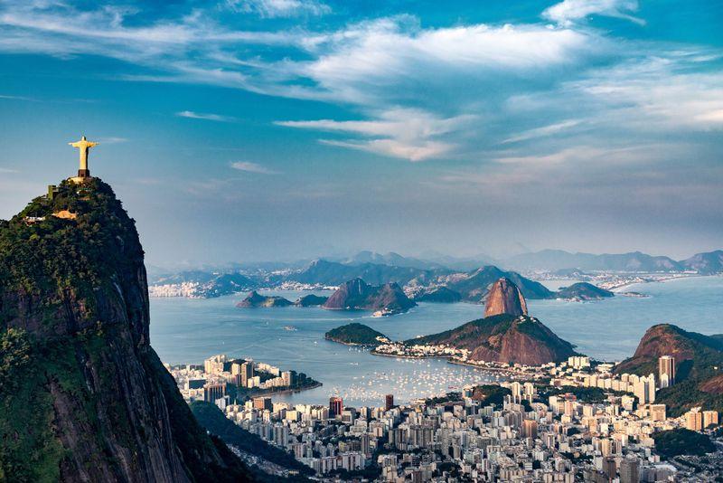 Tahukah kamu bahwa Brazil dulunya beribukota Rio de Janeiro hingga tahun 1960? Setelah itu pemerintah memutuskan untuk memindahkannya ke Brasilia. Sekarang Brasilia pun menjadi salah satu kota terpadat di Brasil dan juga ditetapkan sebagai Warisan Dunia oleh UNESCO karena keunikan arsitekturnya. (iStock)