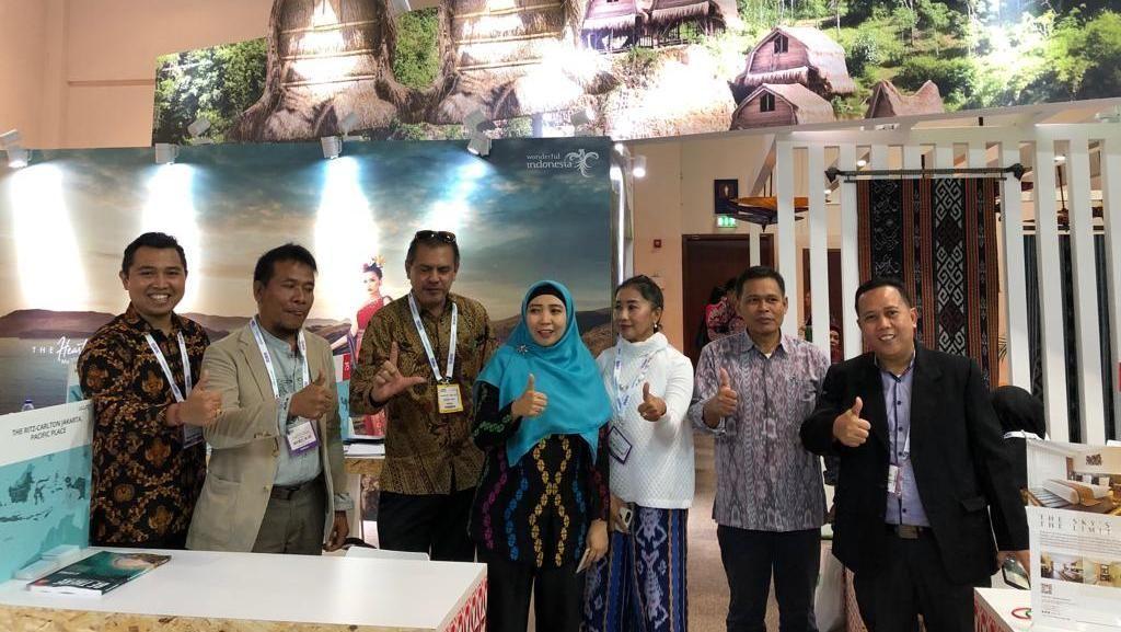 Lombok Siap Bangkit Sambut Wisatawan Mancanegara di ATM Dubai 2019