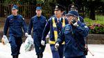 Pengamanan Jelang Kaisar Akihito Turun Takhta