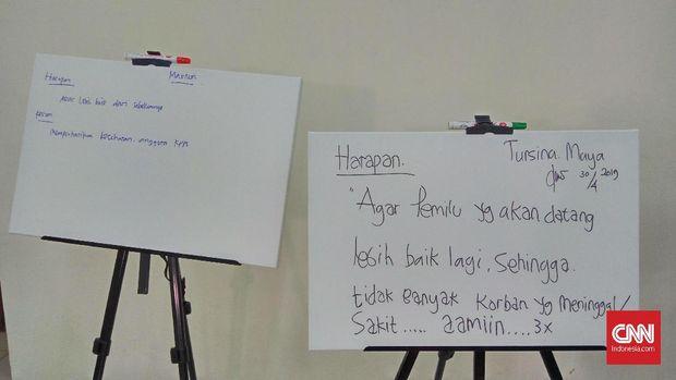 Kelelahan, Ketua KPPS Tanjung Priok Tolak Pemilu Ulang