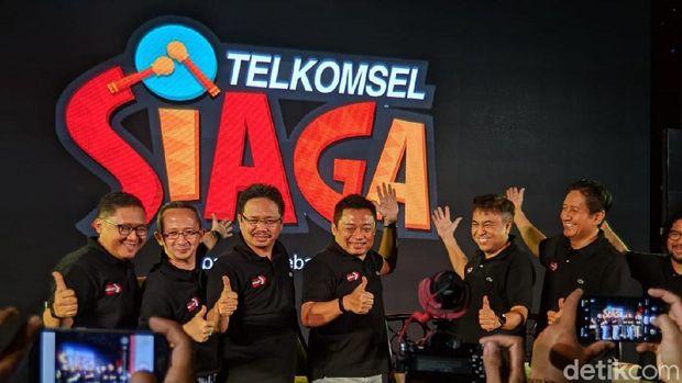 Telkomsel Siapkan 10.000 BTS LTE demi Mudik Mantul Tahun Ini