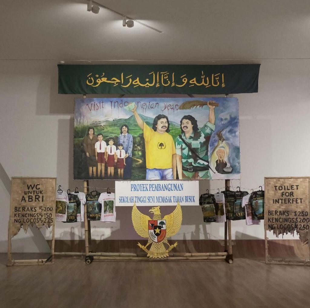Di Tengah Aksi 22 Mei, Museum MACAN Tutup Hari Ini