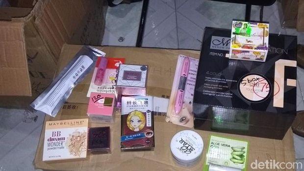 Kosmetik ilegal