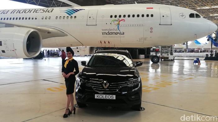 PT Maxindo Renault Indonesia sebagai importir dan distributor Renault di Indonesia mendaratkan crossover terbarunya yaitu Koleos.