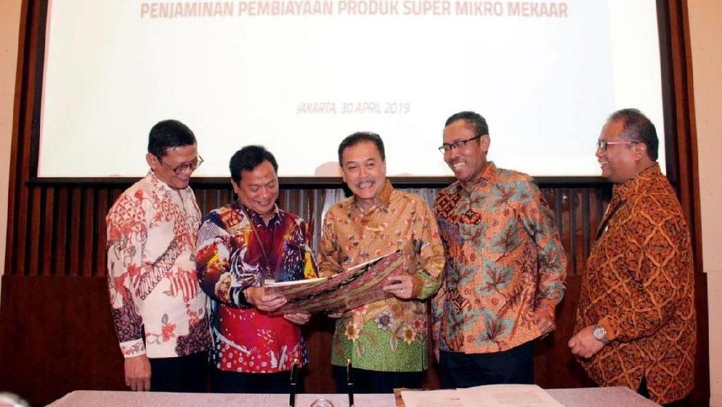Penjaminan Kredit Super Mikro untuk PNM