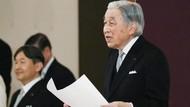 Video Kaisar Akihito Resmi Turun Takhta, Warga Ramai-ramai ke Istana