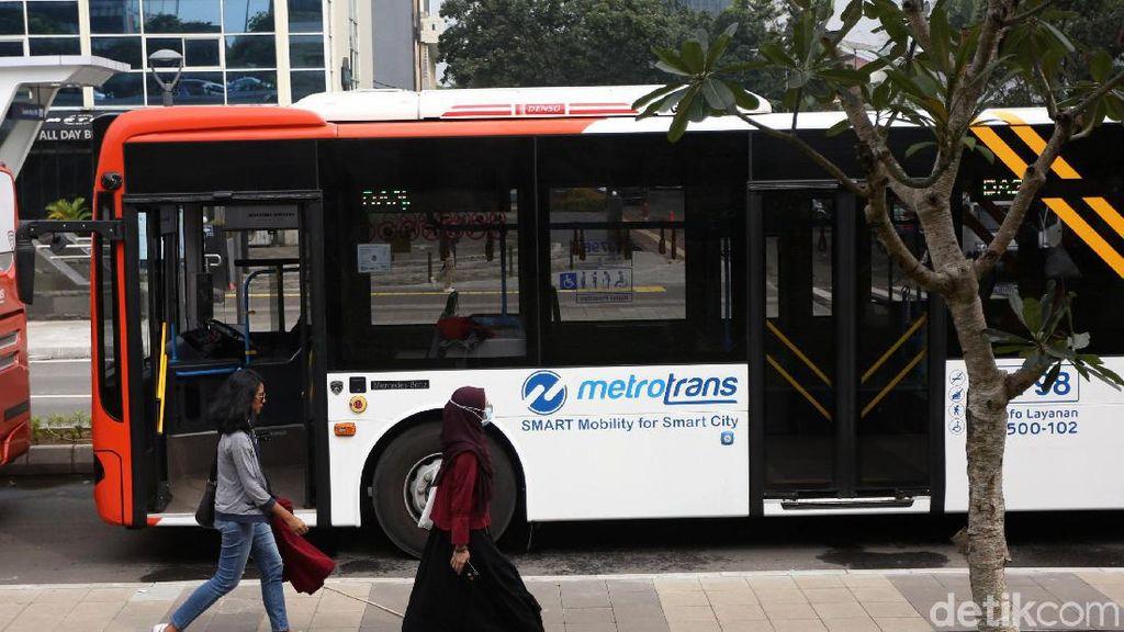 Integrasi Ticketing, Pembayaran Moda Transportasi di DKI Pakai Satu Device