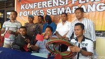 Polisi Ringkus Komplotan Pembobol ATM di Ungaran Semarang