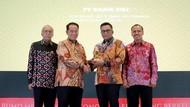 Bank DKI Torehkan Top BUMD Award 2019