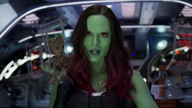 Keistimewaan Zoe Saldana di Antara 'Endgame' dan 'Avatar'