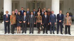 Bertemu Anies, Dubes G20 Tanya Rencana Pindah Ibu Kota Negara