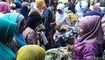 Potret Warga Gunungkidul Nyadran untuk Sambut Ramadan