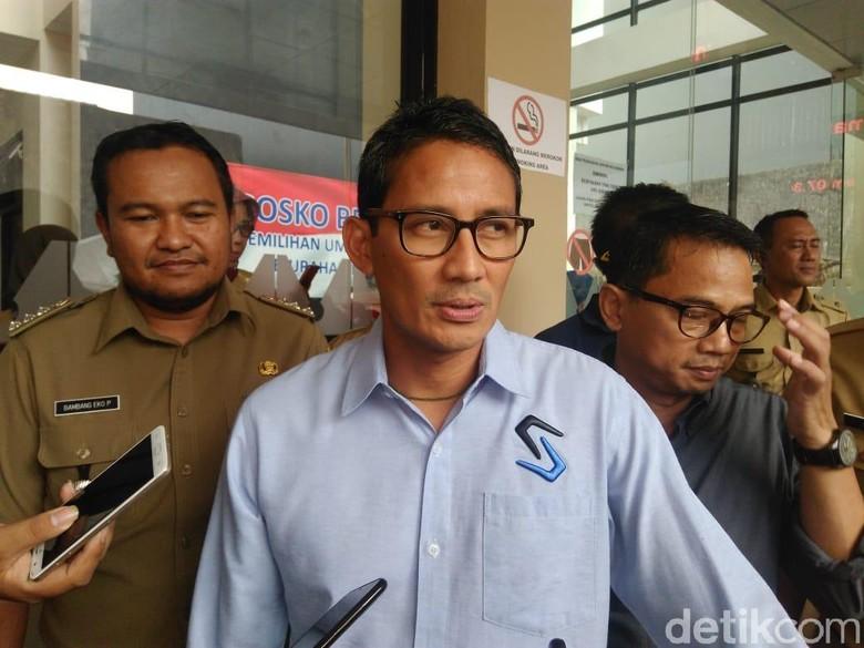 Ahmad Dhani Diprediksi Lolos ke DPR, Sandi: Kita Doakan Dapat Keadilan