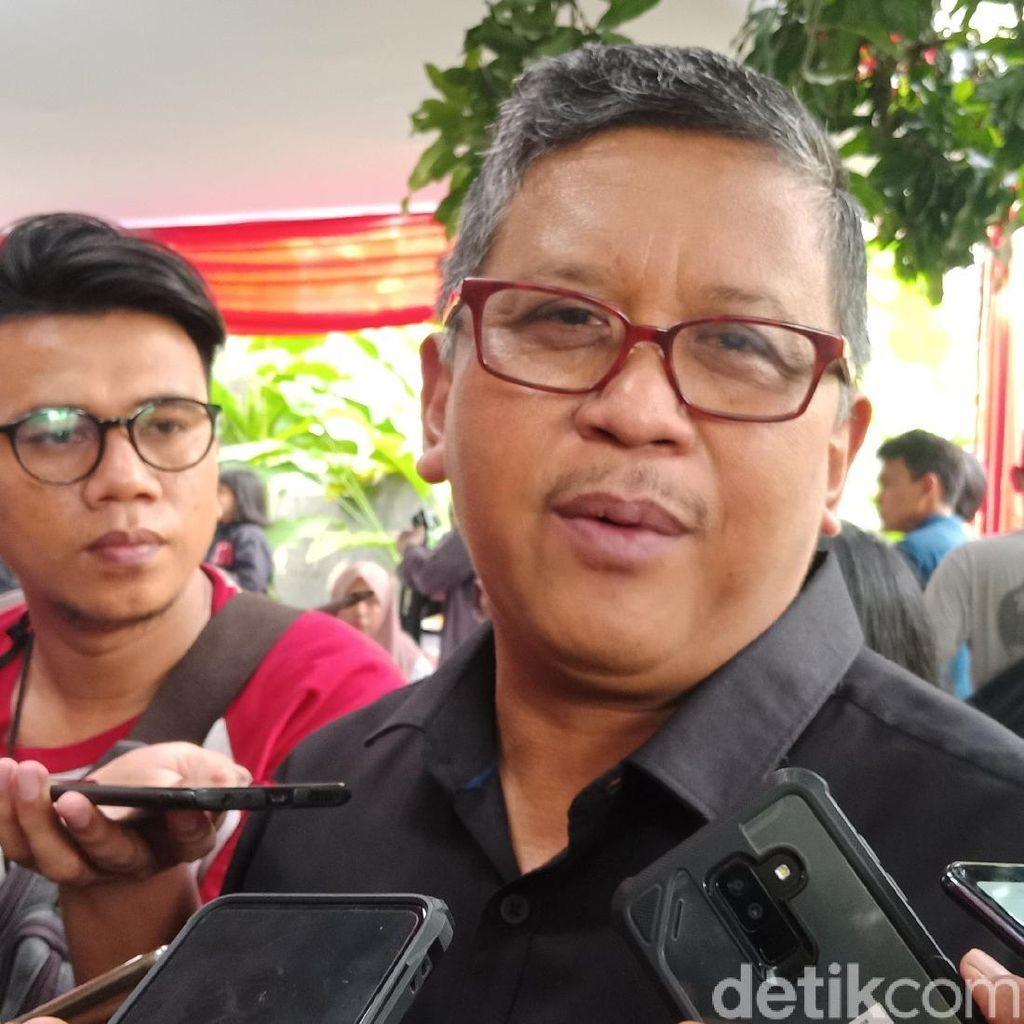 PDIP Belum Bahas Nama Menteri Bareng Jokowi, Rencana Usai Lebaran
