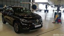 Renault Koleos Dijual Mulai Rp 447 Juta