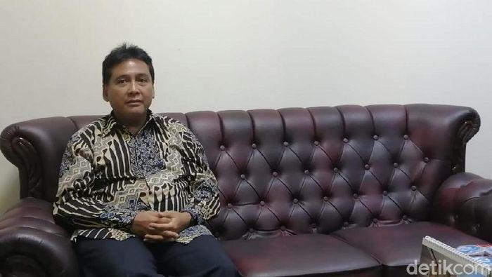 Ketua Umum Apindo Hariyadi Sukamdani/Foto: Zakia Liland Fajriani/detikcom