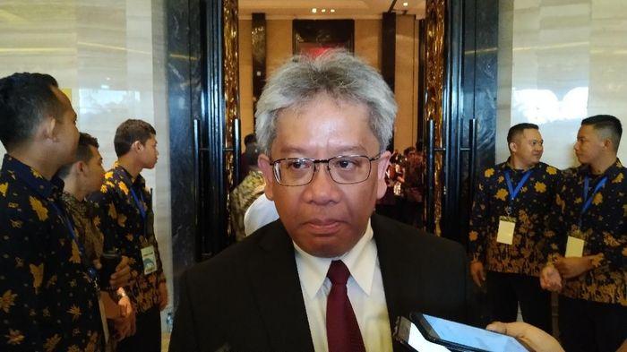 Yuddy Renaldi Dirut Baru BJB/Foto: Mukhlis Dinillah/detikcom