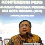 PNS Pusat Diprediksi Pindah ke Ibu Kota Baru Mulai 2024