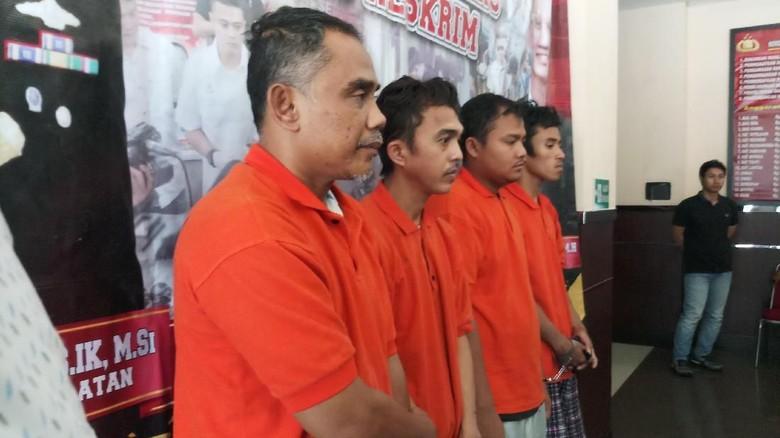 Residivis Pencuri Modus Gembos Ban di Permata Hijau Ditangkap Polisi