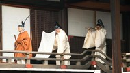 Video Ritual Kaisar Akihito Jelang Turun Takhta