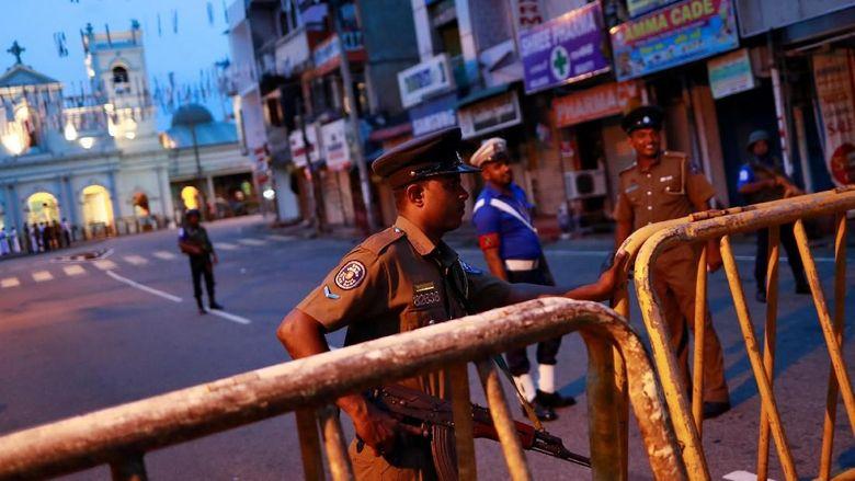 Ada Ancaman Baru, Misa Minggu di Gereja Katolik Sri Lanka Dibatalkan
