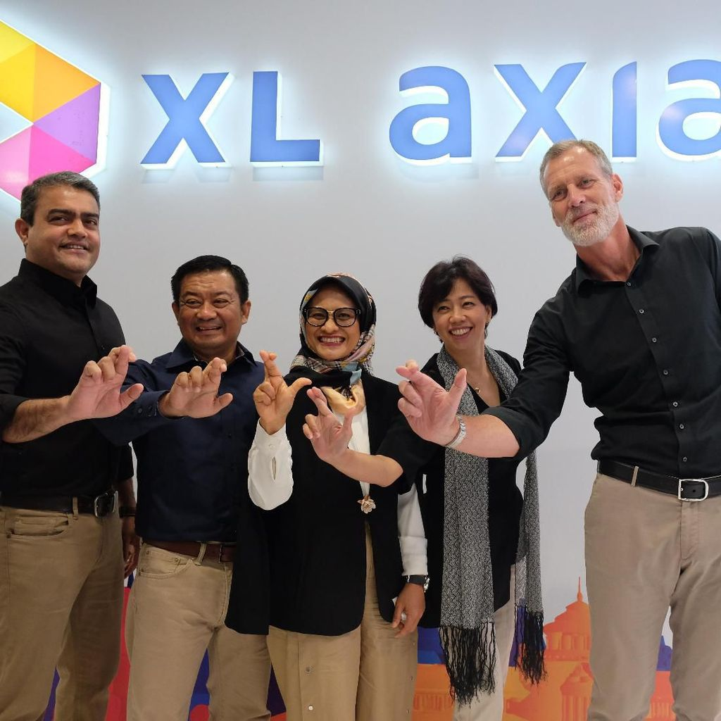 Kuartal Pertama 2019 XL Axiata Catat Pertumbuhan Positif