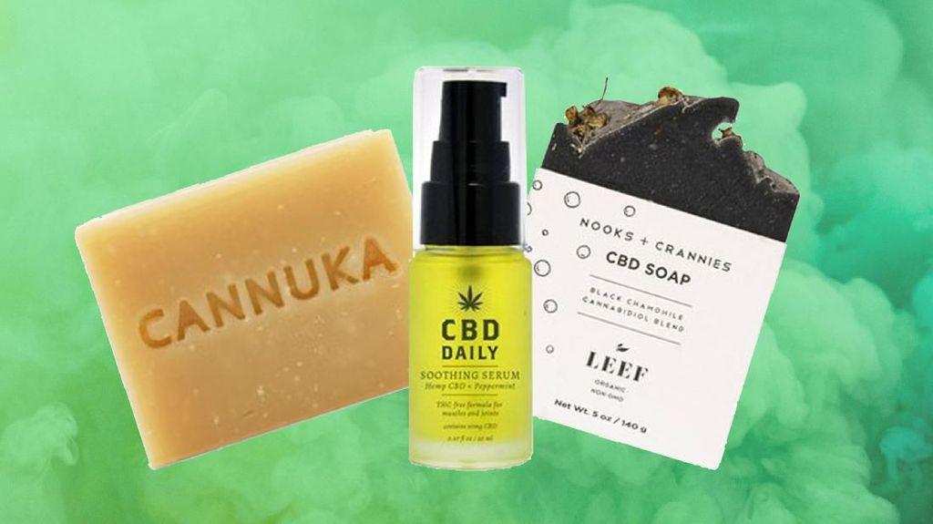 7 Produk Kecantikan yang Mengandung Ganja, Serum Sampai Lip Balm