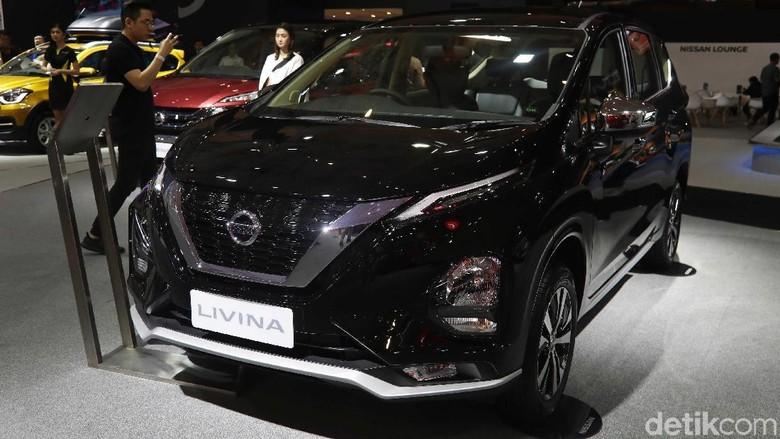 Nissan Livina di IIMS 2019 Foto: Pradita Utama