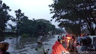 Musim Hujan, Gedegabe-Pagarsih Masuk Kawasan Rawan Banjir
