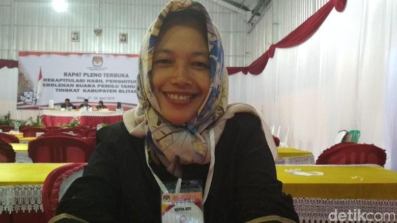 KPU Blitar Curhat Soal Petugas Pemilu Tumbang dan Tudingan Curang