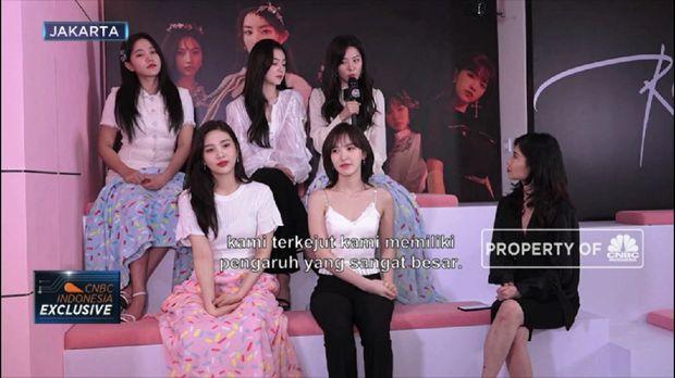 Ladies, Simak Tips Cantik Luar Dalam dari 'Red Velvet' Ini