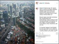 Jokowi Bikin Kuis: