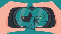 Ibu Kota Harus Dipindah, Jokowi: Bukan Salah Jakarta