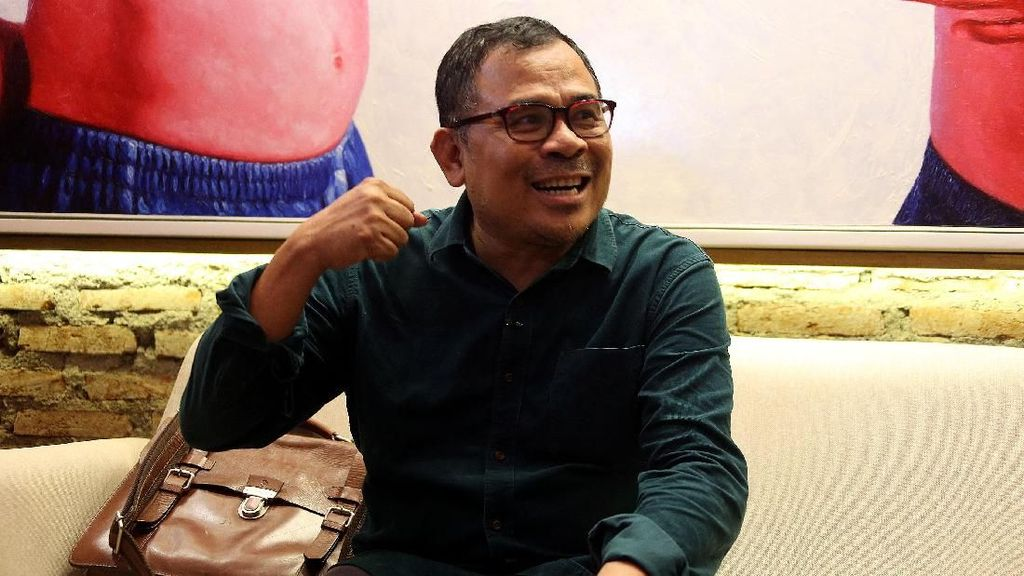 Nyaris Diboikot, Garin Nugroho Minta Karya Filmnya Dilindungi