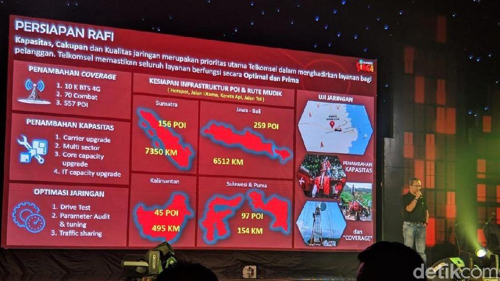 Telkomsel Siap Jika Ibu Kota Pindah