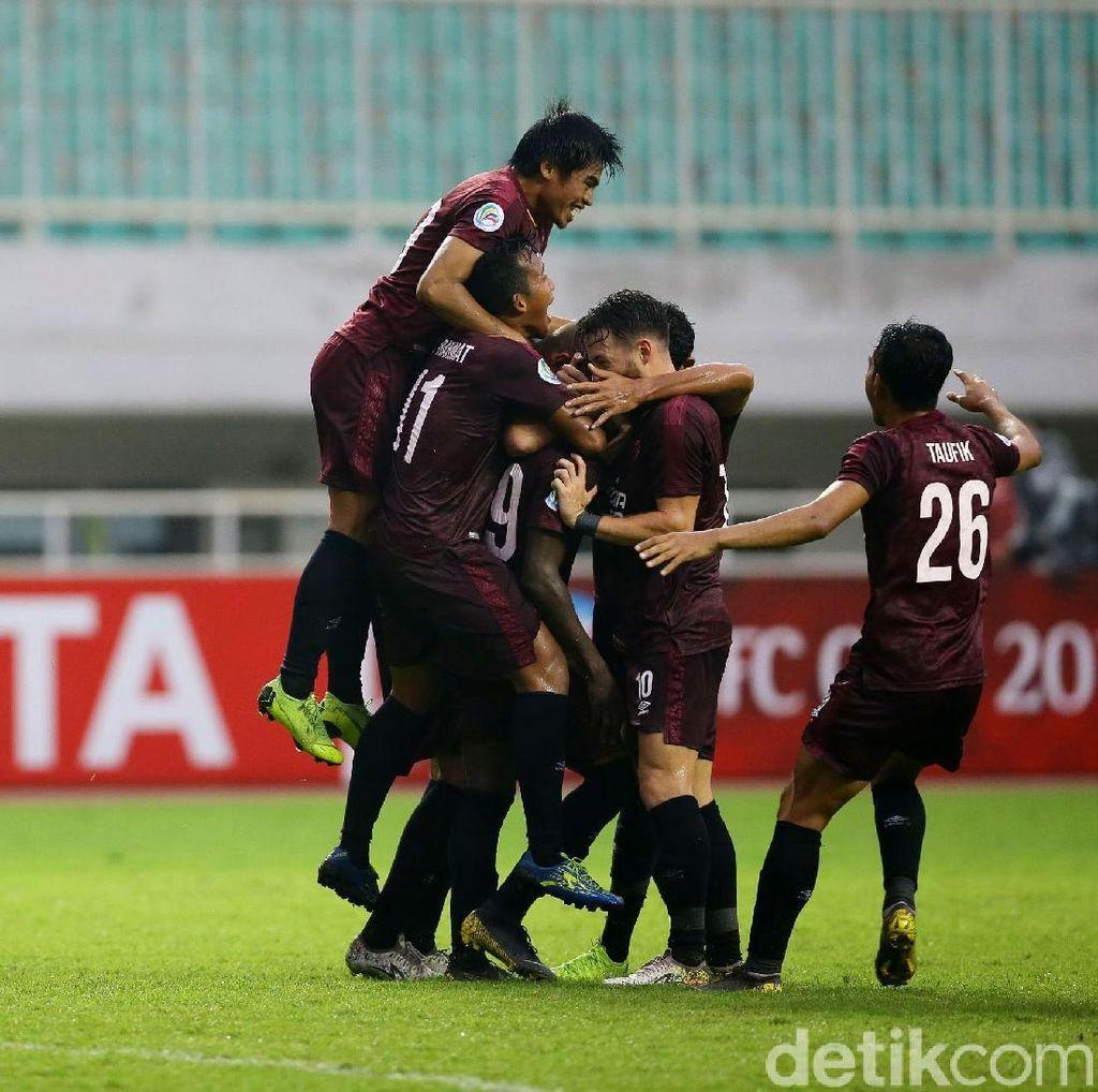 Tekad PSM Pamer Kekuatan Sepakbola Indonesia di Semifinal AFC Cup