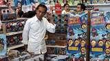 Saat Libur Hari Buruh, Jokowi Sekeluarga ke Mal Tanpa Kaesang
