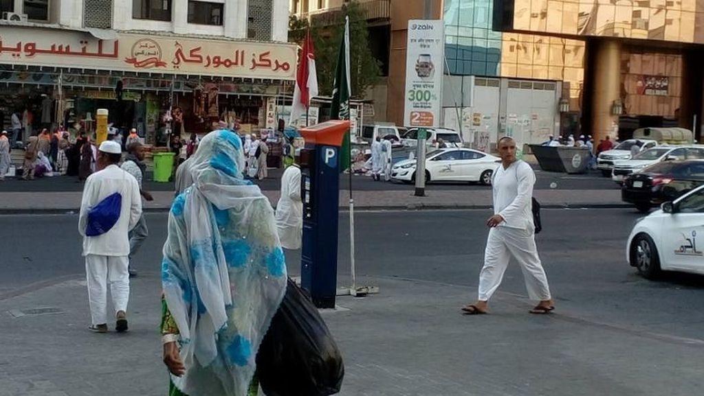 Foto: Melihat Misfalah, Pemondokan Jamaah Haji RI di Makkah