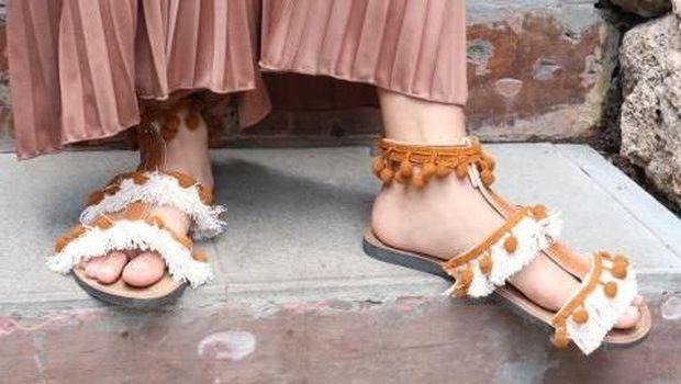 Bisnis sandal tali