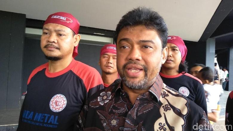 Tuntutan KSPI di May Day: Siapa pun Presidennya Turunkan Listrik-Sembako