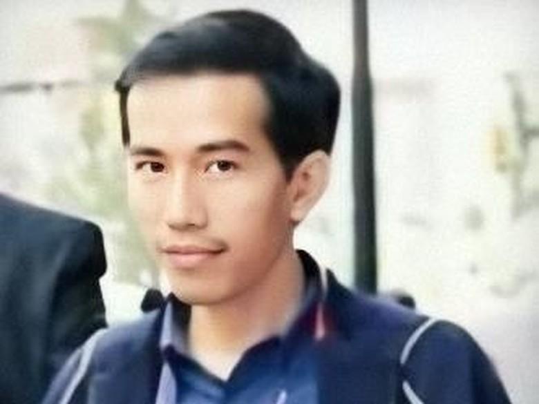 Foto Jokowi Muda Mirip Idol K-Pop Viral, Kaesang Ikut Komentar