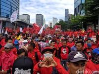 Tolak Upah Murah Masih Jadi Seruan Buruh di May Day 2019