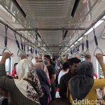 Sudah Tak Diskon, MRT Jakarta Ditumpangi 81 Ribuan Orang/Hari