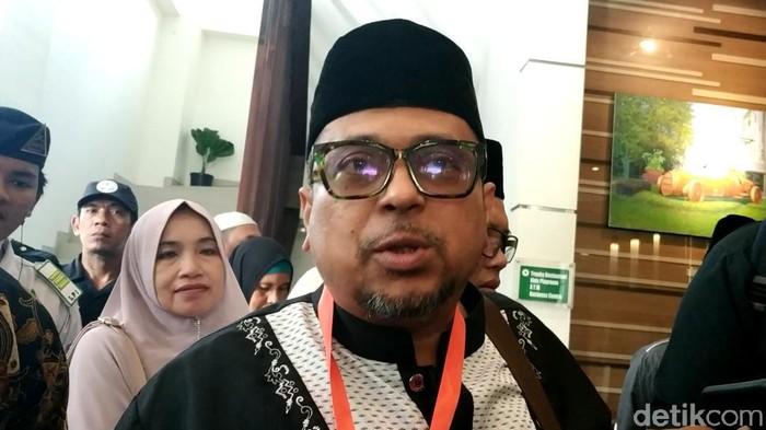Ustaz Haikal Hassan (Foto: Zunita/detikcom)