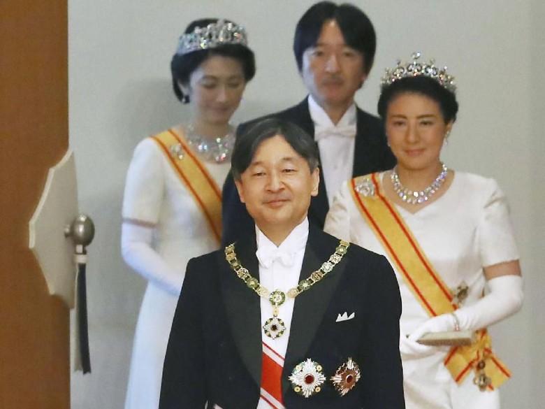 Pimpin Era Baru Kekaisaran Jepang, Kaisar Naruhito Janji Utamakan Rakyat