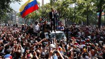 Venezuela Memanas, Kanada Serukan Maduro Untuk Mundur Sekarang