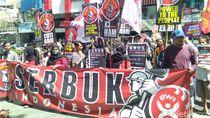 Sebut UMP Terendah, Buruh Yogya Mengaku Hidup Miskin