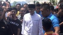Tak Diundang di Ijtimak Ulama, Sandi Bertandang ke Padang