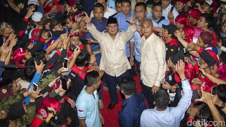 Kambing-kambing di Pidato Prabowo